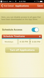 AppsSchedule